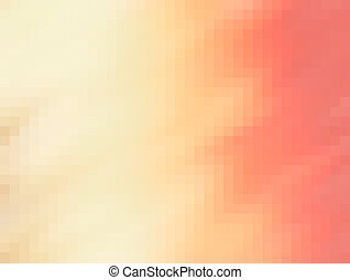 Abstract yellow-orange background.