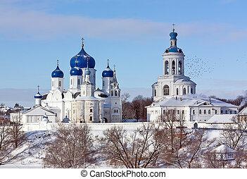 Holy Bogolyubovo Monastery, Russia - The Holy Bogoljubovo...