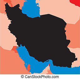 Iran - Outline of Iran