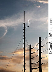 Meteorological station sonda 2 - Meteorological station,...