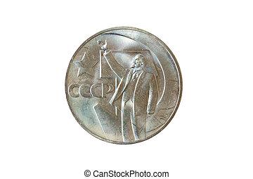 Lenin, moneda