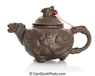 Chinese vintage teapot