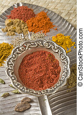 Red Indian spices, Tandoori Masala