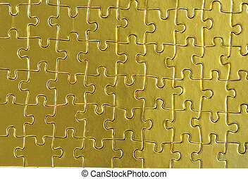 puzzle - Puzzles for background business concept