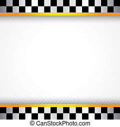 Race background square, vector illustration 10eps