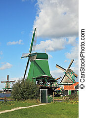 The ethnographic museum in the Netherlands - Countryside -...