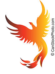 Phoenix vector illustration