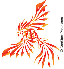 phoenix - Phoenix vector illustration