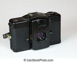 retro vintage camera