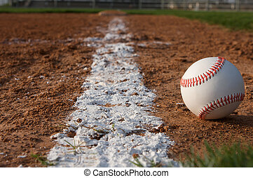 Baseball in the Infield