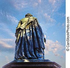 standbeeld, Friedrich, Schiller