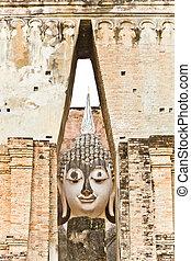 The Amazing Image of Buddha