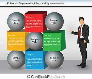 Business Presentation Template - Abstract Business...