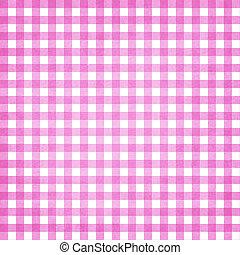 Pink  fabric cloth, seamless pattern
