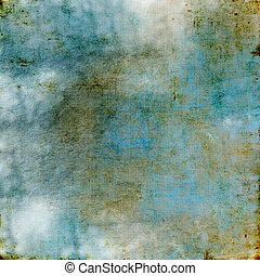 grunge background wall in brown and