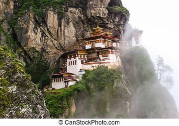 Taktsang Palphug Monastery, Bhutan - Taktsang Palphug...