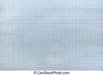 blå, graf, papper,  seamless, mönster