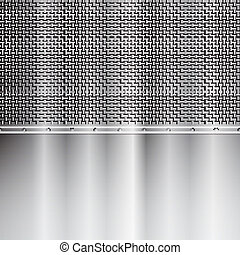 Mesh Design - Mesh design for use as a background