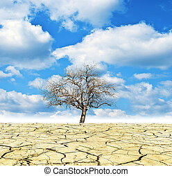Global Warming conceptual image