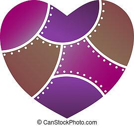 Lingerie Heart