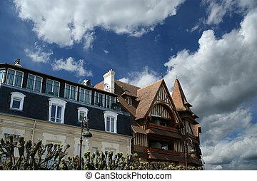 Deauville, Basse-Normandie region in northwestern France....