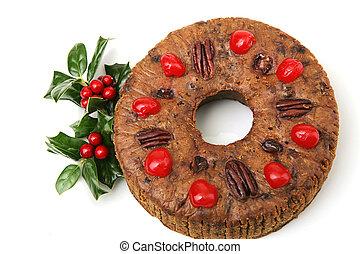 Beautiful Christmas Fruitcake - Beautiful Christmas...