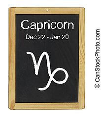 signos, sinal, Capricórnio