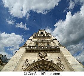 saint-germain-l'auxerrois, igreja,  Paris, França