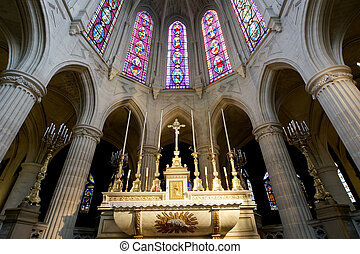 Church, Saint-Germain-l'Auxerrois