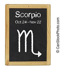 zodiac sign Scorpio