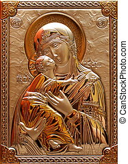 Our Lady Immaculate With God