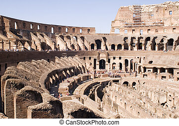 arena coliseum in Rome