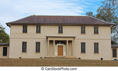 Government House, Parramatta - Historic Government House at...