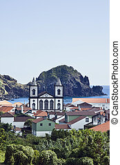 Village of Lages do Pico, Azores - Church of the Holly...