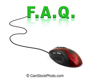 Computer mouse and word FAQ