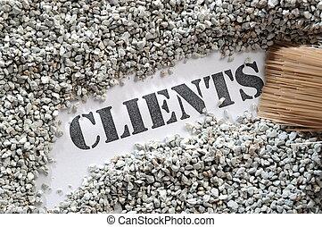 Clients -- Treasure Word Series