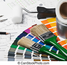 tools and accessories for home renovation - tools and...
