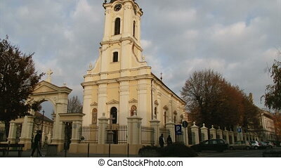 Church of St. Dimitrije - Sremska Mitrovica - Church of St....