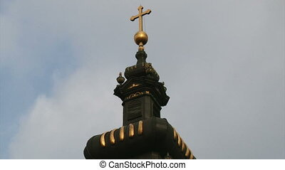 Serbia - Church, cross - Sremska Mitrovica - Church, cross