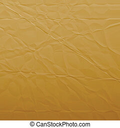 wrinkled paper. vector background. tps10