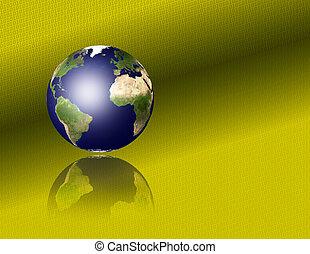 Earth and binary