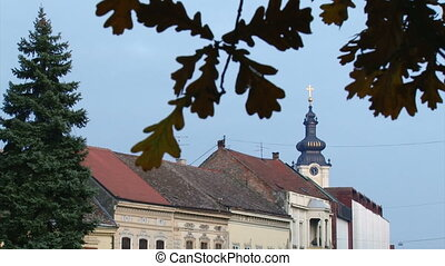 Serbia, Roofs Church - Sremska Mitrovica - Roofs Church