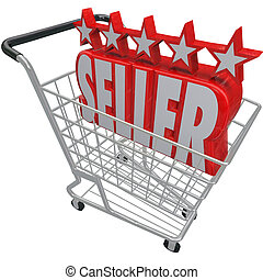 Five Star Seller Shopping Cart Trusted Best Online Retailer...