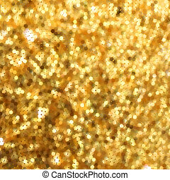 Abstract gold background with copy space. EPS 8