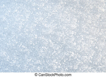 Snow texture, high contrast background