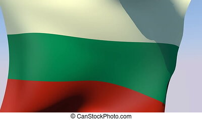 Flag of Bulgaria - Flags of the world collection