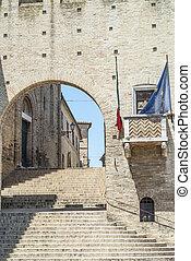 Montecassiano (Macerata) - Historic Palace