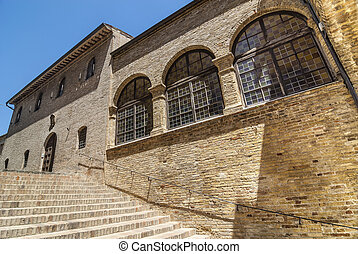 Montecassiano (Macerata) - Historic buildings