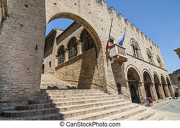 Montecassiano (Macerata) - Historic Palace