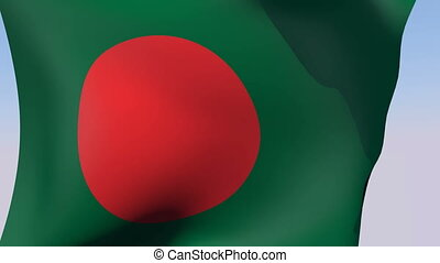 Flag of Bangladesh - Flags of the world collection -...